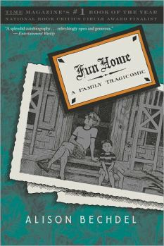 Blog reading FUNhomeCover