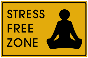 image stress free zone