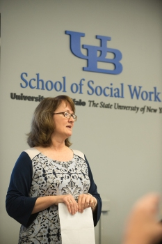 Professor Lisa Butler