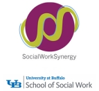UB School of Social Work Logo.